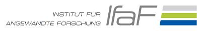 IfaF - Institut für angewandte Forschung GmbH